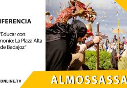 """AlMossassa: """"Educar con el patrimonio: la plaza Alta de Badajoz'"""