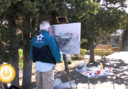 Manuel Castillero gana el XXI Premio de Pintura al Aire Libre