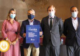 Rueda de prensa alcalde- Programa de ayudas a autónomos y pymes