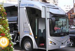 Rueda de prensa alcalde- Presentación camión recolector 100% eléctrico