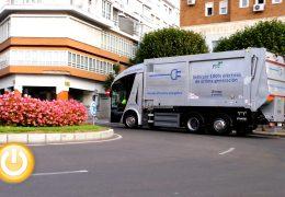Irizar y FCC probarán en la ciudad un camión eléctrico para recogida de residuos urbanos