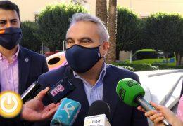 Rueda de prensa alcalde- Estado de calamidad Portugal