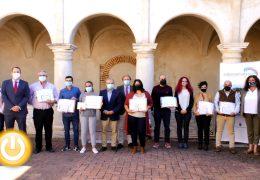 Entregados los premios 'Badajoz, capital mundial del desayuno'