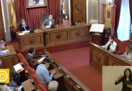 Pleno Extraordinario Octubre 2020 Ayuntamiento de Badajoz