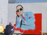 Rueda de prensa Comercio- Visita Concurso 'Badajoz Pinta'