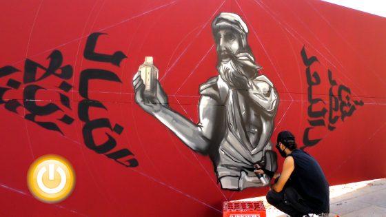 """Badajoz Pinta"", transforma el Casco Antiguo"
