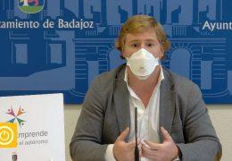 Rueda de prensa Empleo y Desarrollo- Proyecto Badajoz Emprende