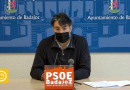 Rueda de prensa PSOE- Ayudas al comercio y la hostelería
