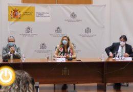 Rueda de prensa Delegación del Gobierno – Medidas COVID19 en Badajoz