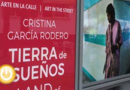 La avenida de Colón acoge 'Tierra de sueños' de Cristina García Rodero