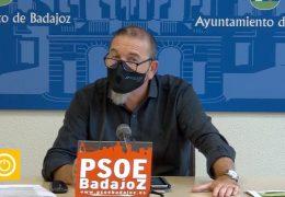Rueda de prensa PSOE- Policía Local