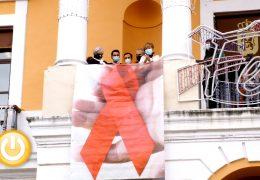 Badajoz se une al Día Mundial de la Lucha contra el SIDA