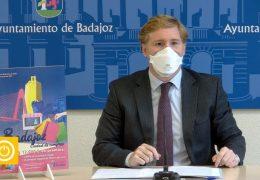 Rueda de prensa Comercio- Sorteo 'Badajoz Ciudad de Compras'