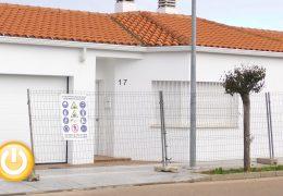 Rueda de prensa alcalde- Visita viviendas Gévora