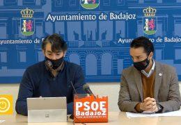 Rueda de prensa PSOE- Ayudas comercio y hostelería