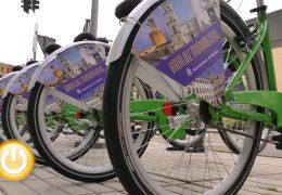 Badajoz contará con 120 bicicletas públicas y 6 nuevas bases