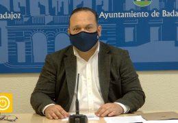 Rueda de prensa Medio Ambiente- 'Badajoz se cuida'