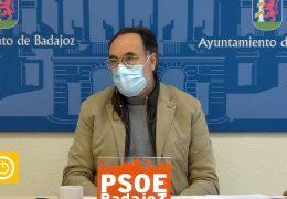 Rueda de prensa PSOE- Urbanismo