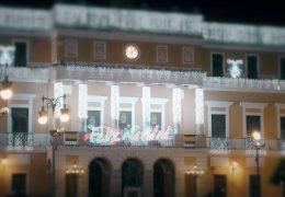 Felicitacion de Navidad del alcalde de Badajoz