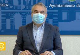 Rueda de prensa alcalde- Nuevas Medidas Covid-19