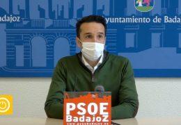 Rueda de prensa PSOE- Actualidad Municipal