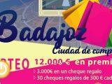 """Mañana se celebrará el sorteo """"Badajoz, Ciudad de Compras"""""""