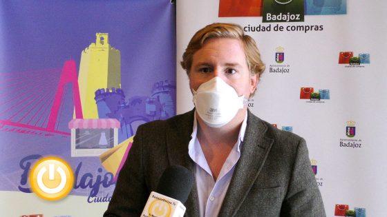 Rueda de prensa Comercio- Sorteo 'Badajoz, Ciudad de Compras'