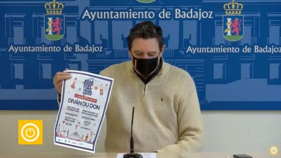 Rueda de prensa Juventud- 'Badafest'