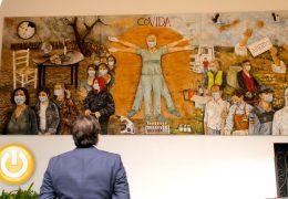'COVIDA' de Damián Retamar homenajea a las víctimas de la pandemia