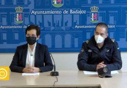 Rueda de prensa Policía Local- Seguridad Ciudadana