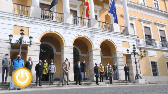 Un minuto de silencio para condenar el último asesinato en Madrid