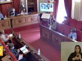 Pleno Ordinario de Febrero 2021 Ayuntamiento de Badajoz