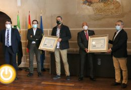 Badajoz ha acogido la entrega de los Premios Extremeños al Voluntariado Social