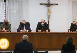 Rueda de prensa alcalde- Presentación Oficial Semana Santa
