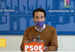 Rueda de prensa PSOE- Casco Antiguo