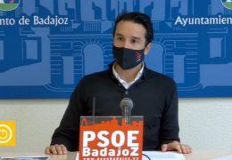 Rueda de prensa PSOE-  viejo San Roque
