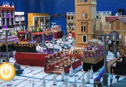 Rueda de prensa- Inauguración Exposición de Diorama Monumental y Dioramas de Pasión
