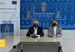 Rueda de prensa alcalde- Seguimiento Proyectos EDUSI