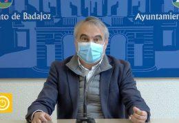 Rueda de prensa alcalde- Llamamiento a la prudencia durante la Semana Santa