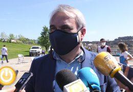 Rueda de prensa alcalde- Vélez abandona VOX