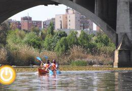 El Club Piragüismo Extremadura dará un nuevo impulso al deporte inclusivo