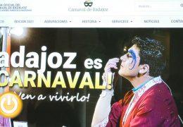 Rueda de prensa Ferias y Fiestas- Web del Carnaval de Badajoz