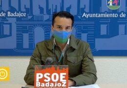 Rueda de prensa PSOE- Barriada de Valdepasillas