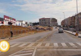 Rueda de prensa Alcalde- Visita obras avenida Saavedra Martínez