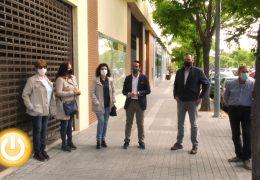 Rueda de prensa PSOE- Asociación Vecinos Huerta Rosales