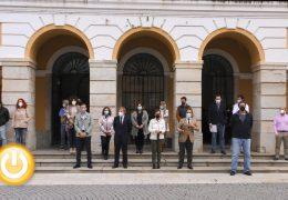 Minuto de silencio en señal de repulsa por el presunto asesinato machista ocurrido en Tarragona