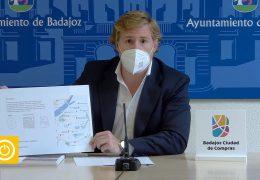 Rueda de prensa Comercio- Presentación Identidad Corporativa