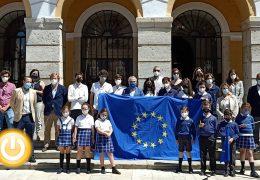 Acto con motivo del Día de Europa