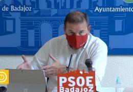 Rueda de prensa PSOE- Recursos Humanos