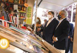 Rueda de prensa Alcalde- Inauguración Feria del Libro